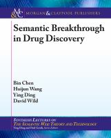 Semantic breakthrough in drug discovery [electronic resource]