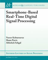 Smartphone-based real-time digital signal processing [electronic resource]