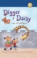 Digger and Daisy van al zoológico