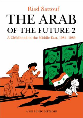 The Arab of the Future book jacket