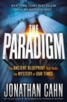 The paradigm cover image