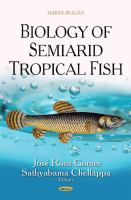Biology of semiarid tropical fish