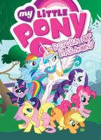 Cover of the book My little pony, friendship is magic