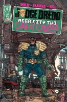 Judge Dredd: Mega-city Two. City of Courts