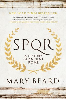 Cover Image for SPQR: A Novel of Ancient Rome by Mary Beard