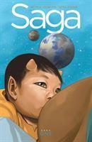 Cover of the book Saga.