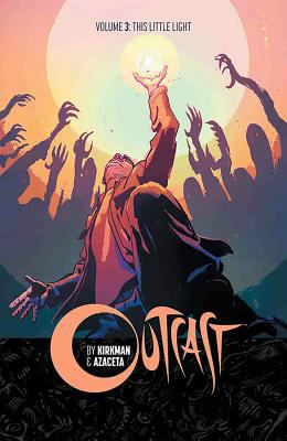 Outcast book jacket