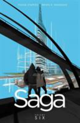 Saga, Volume 6 book jacket
