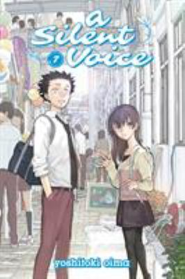 A Silent Voice book jacket