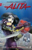 Battle Angel Alita: Deluxe Edition. Vol. 2