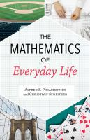 Mathematics of everyday life /