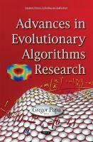 Advances in evolutionary algorithms research