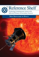 Title: New frontiers in space Author: