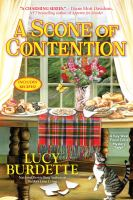 Title: A scone of contention Author:Burdette, Lucy