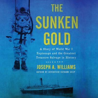 Cover Image for Sunken Gold