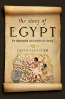 book cover image The Story of Egypt