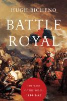 book cover image Battle Royal