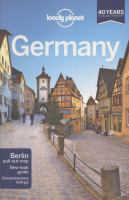 Germany /written and researched by Andrea Schulte-Peevers ... [et al.].