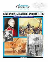 Governors, Squatters & Battlers