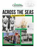 Across the Seas