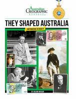 They Shaped Australia