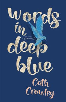 """Book Cover - Words in Deep Blue"""" title=""""View this item in the library catalogue"""