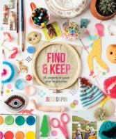 Cover of the book Find & keep