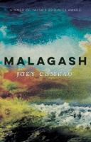 book cover: Malagash by Joey Comeau