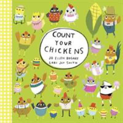 "Book Cover - Count your chickens"" title=""View this item in the library catalogue"