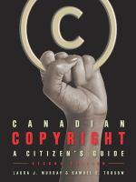 Canadian Copyright