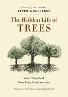 book cover image The Hidden Life of Trees