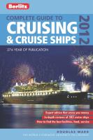 Berlitz Complete Guide to Cruising &amp; Cruise Ships 2013