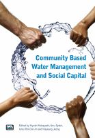 Community based water management and social capital [electronic resource]