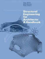 Structural engineering for architects [electronic resource] : a handbook