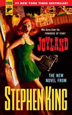 Cover art for Joyland