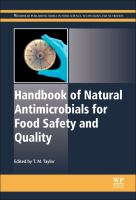 Handbook of natural antimicrobials for food safety and quality [electronic resource]