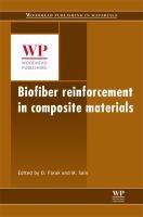 Biofiber reinforcement in composite materials [electronic resource]
