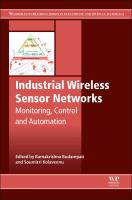 Industrial wireless sensor networks [electronic resource] : monitoring, control and automation