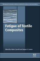 Fatigue of textile composites [electronic resource]
