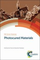 Photocured materials [electronic resource]