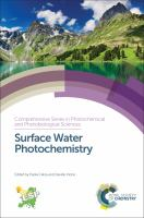 Surface water photochemistry [electronic resource]