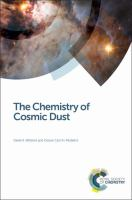 The chemistry of cosmic dust [electronic resource]