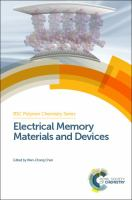 Electrical memory materials and devices [electronic resource]