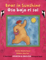 Bear in Sunshine: Oso Bajo El Sol