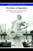 The Stakes of Regulation : Perspectives on Bread, Politics and Political Economy Forty Years Later