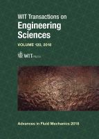 Advances in fluid mechanics XII /