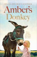 book cover image Amber's Donkey