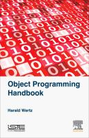 Object -Oriented Programming with Smalltalk [electronic resource]