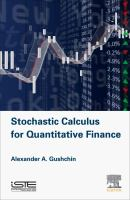 Stochastic calculus for quantitative finance [electronic resource]