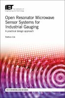 Open resonator microwave sensor systems for industrial gauging : a practical design approach /